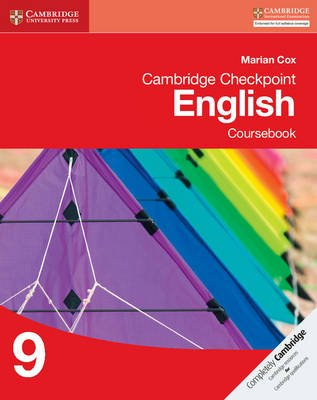 Cambridge Checkpoint English Coursebook 9 (Paperback): Marian Cox