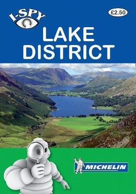 i-SPY Lake District (Paperback): I Spy