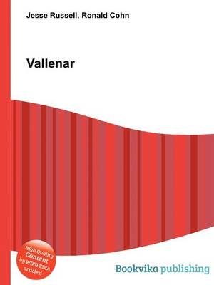 Vallenar (Paperback): Jesse Russell, Ronald Cohn