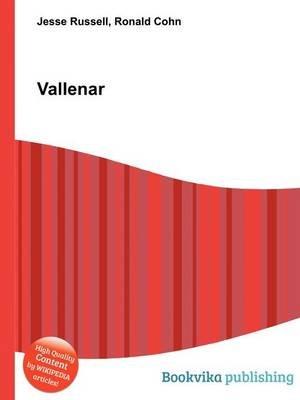 Vallenar (Paperback): Jesse Russell, Ronald Cohn