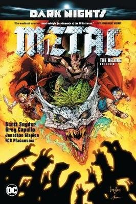 Dark Nights: Metal (Paperback): Scott Snyder