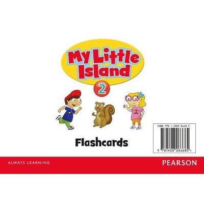 My Little Island Level 2 Flashcards (Cards):