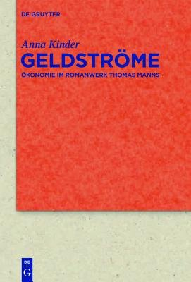 Geldstroeme (English, German, Book): Anna Kinder