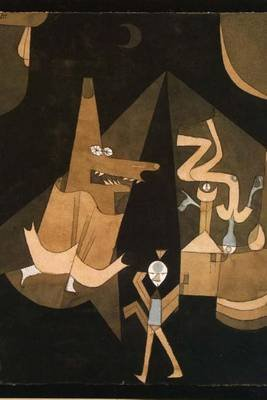 Witch Scene (Paul Klee), for the Love of Art - Blank 150 Page Lined Journal for Your Thoughts, Ideas, and Inspiration...