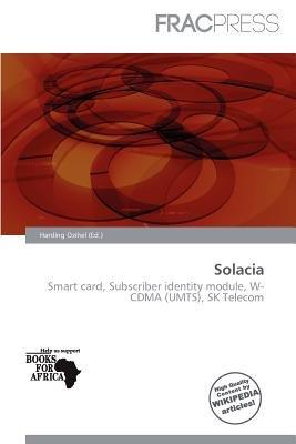 Solacia (Paperback): Harding Ozihel