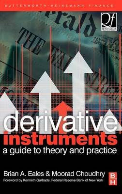 Derivative Instruments - A Guide to Theory and Practice (Hardcover): Brian Eales, Moorad Choudhry