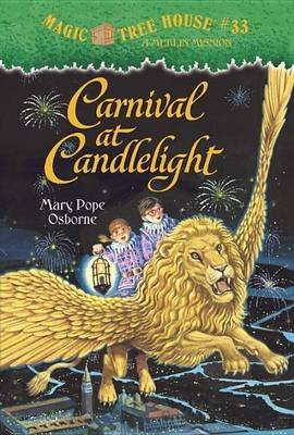 Magic Tree House #33: Carnival at Candlelight (Electronic book text): Mary Pope Osborne