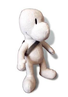 Fone Bone Plush Doll (Toy): Jeff Smith