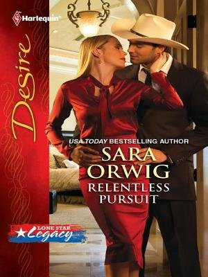 Relentless Pursuit (Electronic book text): Sara Orwig