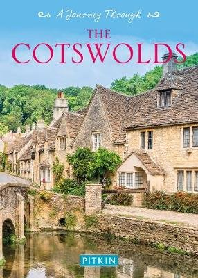 A Journey Through the Cotswolds (Paperback): Peter Brimacombe