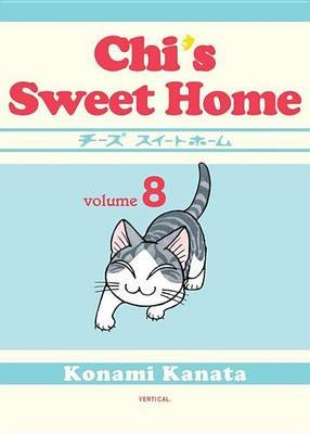 Chi's Sweet Home 8 (Electronic book text):