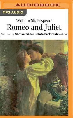 Romeo and Juliet (Naxos) (MP3 format, CD): William Shakespeare