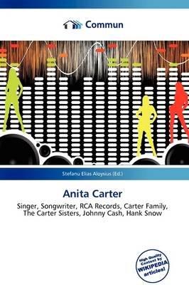 Anita Carter (Paperback): Stefanu Elias Aloysius