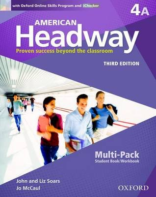 American Headway: Four: Multi-Pack A with Online Skills and iChecker - Proven Success beyond the classroom (Mixed media...