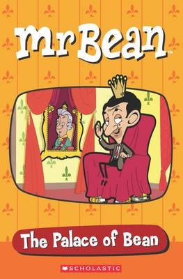 Mr Bean - The Palace of Bean (Paperback): Fiona Beddall