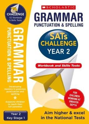 Grammar, Punctuation and Spelling Challenge Pack (Year 2) (Paperback): Shelley Welsh