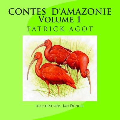 Contes D'Amazonie Volume 1 (English, French, Paperback): Patrick Michel Agot