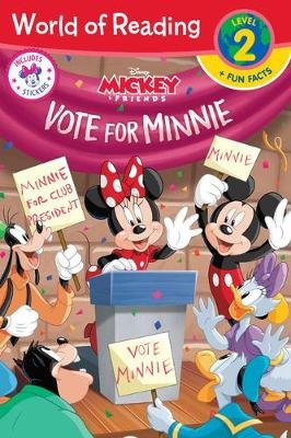 Vote for Minnie (Paperback): Disney Book Group