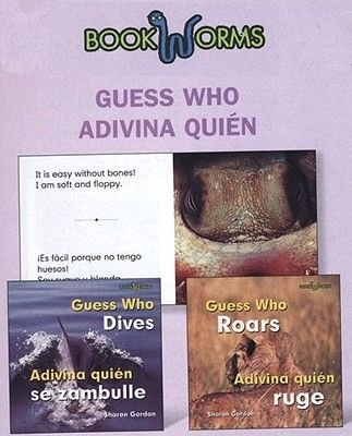 Guess Who/Adivina Quien (Hardcover): Benchmark Books