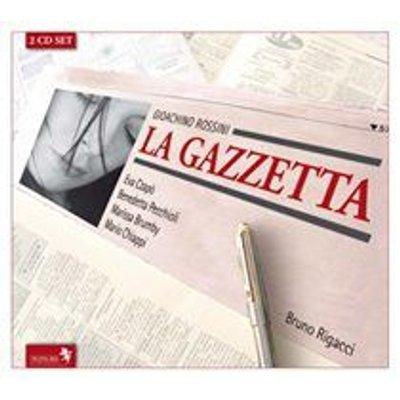 Various Artists - Gioachino Rossini: La Gazzetta (CD): Gioachino Rossini, Eva Czapo, Benedetta Pecchioli, Marissa Brumby, Mario...