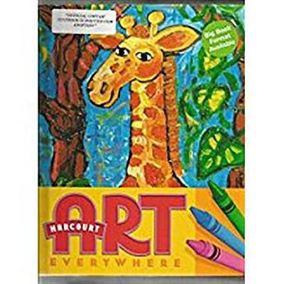 Harcourt School Publishers Art Everywhere - Big Book Purchase Package Grade 1 (Hardcover): HSP