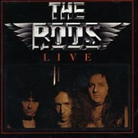 Rods - Live (CD, Imported): Rods