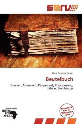 Beutelbuch (German, Paperback): Oscar Sundara