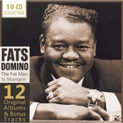 Fats Domino - 12 Original Albums (The Fat Man Is Stompin') (CD, Boxed set): Fats Domino