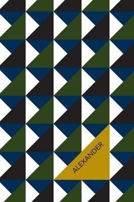 Etchbooks Alexander, Qbert, College Rule (Paperback): Etchbooks