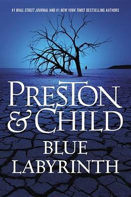 Blue Labyrinth (Hardcover): Douglas Preston