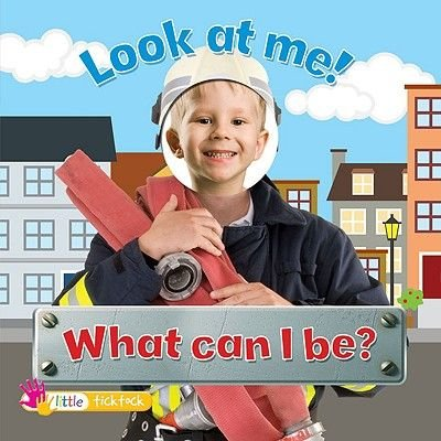 What Can I Be? (Board book): Dee Phillips
