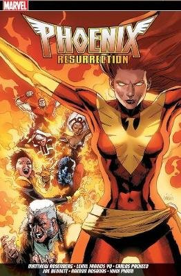 Phoenix Resurrection - The Return of Jean Grey (Paperback): Matthew Rosenberg