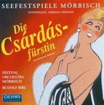 Various Artists - Emmerich Kalman: Die Cs�rd�sf�rstin (CD): Emmerich Kalman, Rudolf Bibl, Martina Serafin, Ferdinand von...