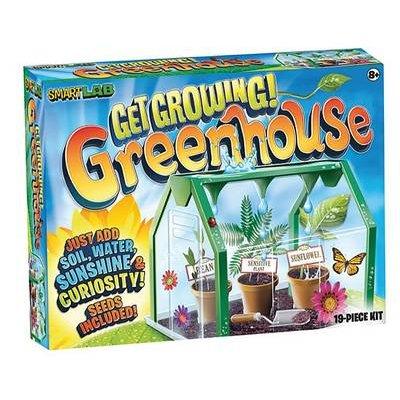 Get Growing! Greenhouse: Smartlab