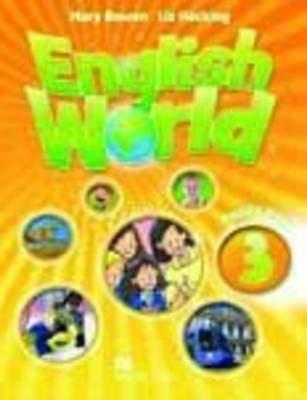 English World 3 Student Book (Paperback): Mary Bowen