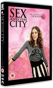 Sex and the City: Series 6 (DVD): Sarah Jessica Parker, Cynthia Nixon, Kim Cattrall, Kristin Davis, Christopher Noth, Mikhail...