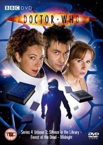 Doctor Who - The New Series: 4 - Volume 3 (DVD): David Tennant, Catherine Tate, Alex Kingston, Colin Salmon, Eve Newton, Harry...