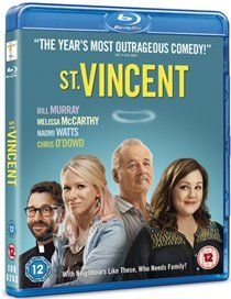 St. Vincent (Blu-ray disc): Bill Murray, Chris O'Dowd, Kimberly Quinn, Terrence Howard, Lenny Venito, Naomi Watts, Jaeden...