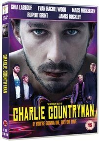 The Necessary Death of Charlie Countryman (English, Romanian, DVD): Rupert Grint, Melissa Leo, Evan Rachel Wood, Vincent...