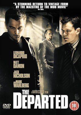 The Departed (DVD): Leonardo DiCaprio, Matt Damon, Jack Nicholson, Mark Wahlberg, Martin Sheen, Ray Winstone, Vera Farmiga,...
