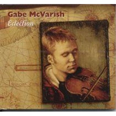 Gabe McVarnish - Eclection (CD): Gabe McVarnish