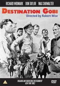 Destination Gobi (DVD): Richard Widmark, Don Taylor, Max Showalter, Murvyn Vye, Darryl Hickman, Martin Milner, Ross...