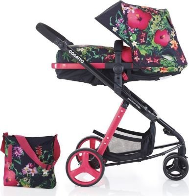 Cosatto Woop Travel System (Tropico):