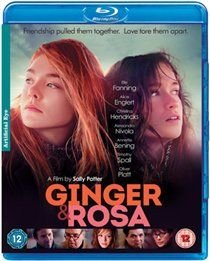 Ginger and Rosa (Blu-ray disc): Elle Fanning, Christina Hendricks, Annette Bening, Alessandro Nivola, Jodhi May, Alice Englert,...