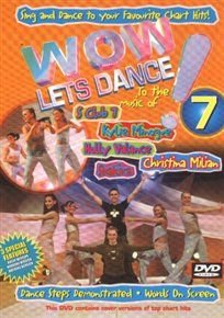 Wow! Let's Dance: Volume 7 (DVD):