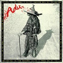 Adu - Swimming in the Sahara (With a Frog On My Tail) (CD): Adu