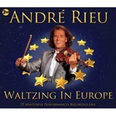 Various Artists - Andre Rieu: Waltzing in Europe (CD): Andre Rieu, Pierre Kartner, Franz Lehar, Quirino Mendoza y Cortés, Dino ...