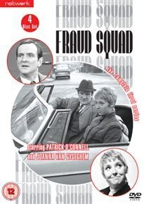 Fraud Squad: The Complete Series 1 (DVD): Patrick O'Connell, Joanna van Gyseghem, Ralph Nossek, Kate O'Connell,...