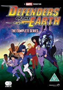 Defenders of the Earth: The Complete Series (DVD): William Callaway, Adam Carl, Buster Jones, Loren Lester, Sarah Partridge,...
