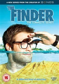 The Finder: The Complete Series (DVD): Maddie Hasson, Mercedes Mason, Amy Aquino, Toby Hemingway, Wilson Cruz, Geoff Stults,...